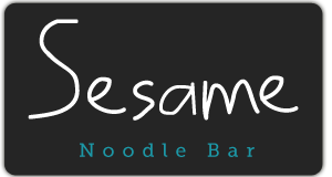Sesame Noodle Bar