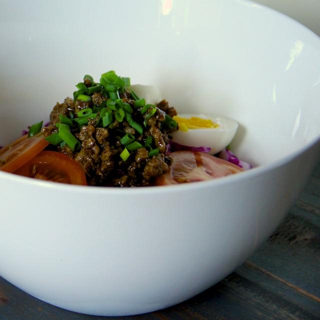Sesame House Noodle Bowl